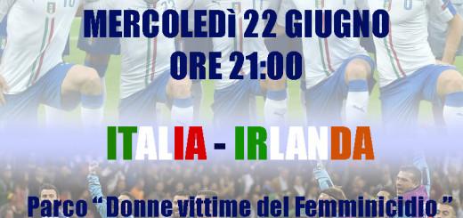 Italia-Irlanda 2016 Dragona
