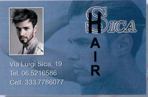 hair sica